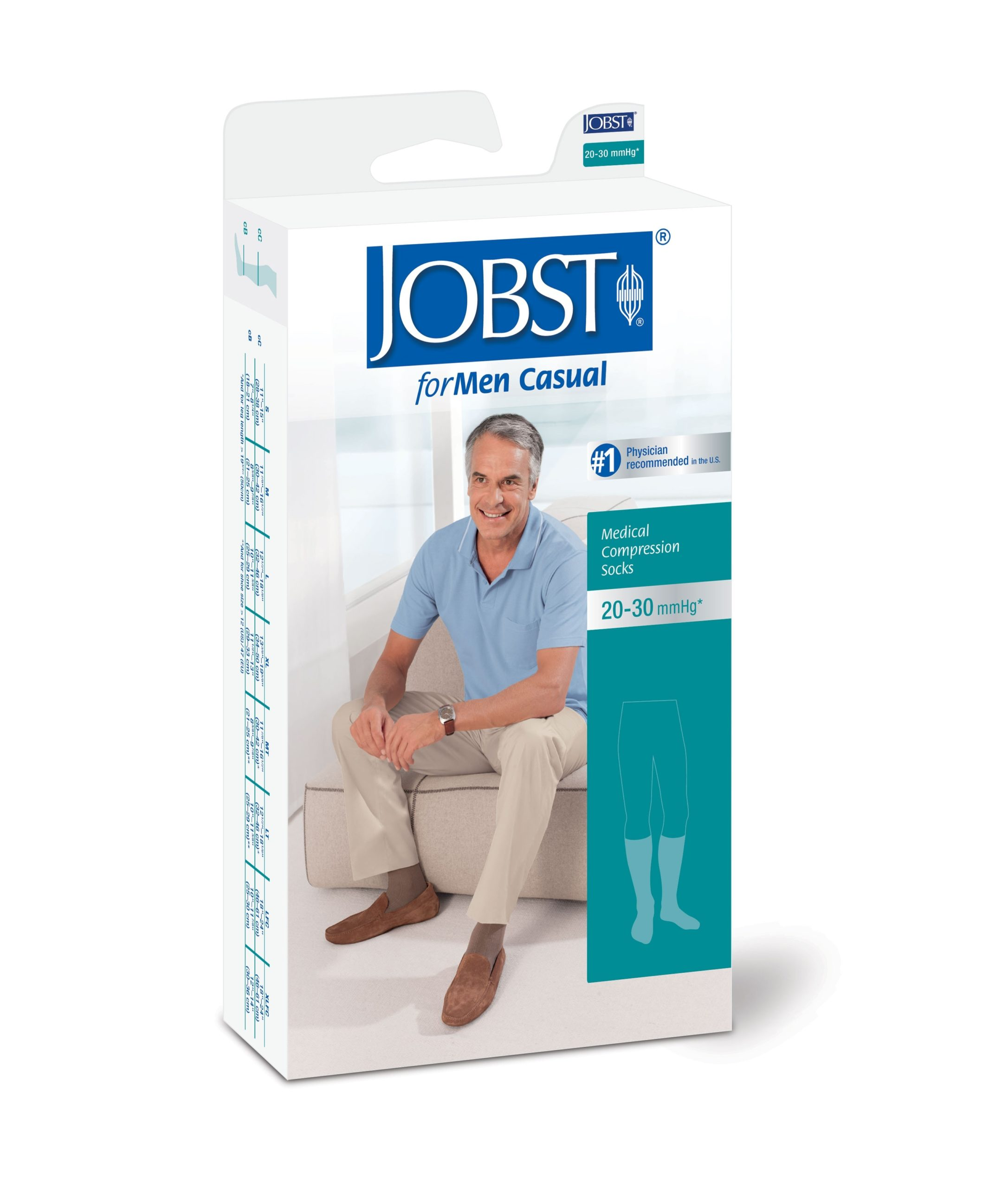 JOBST® Men Casual - On The Mend Medical Supplies & Equipment