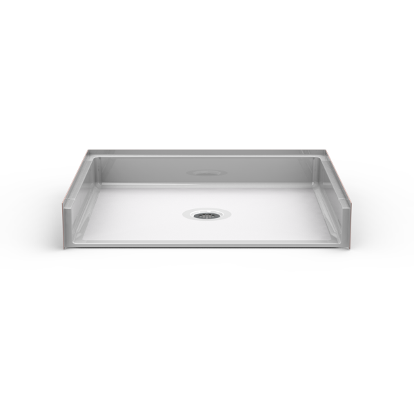 Barrier Free 42″ x 36″ Shower Pan | Traditional Threshold - On The Mend Medical Supplies & Equipment