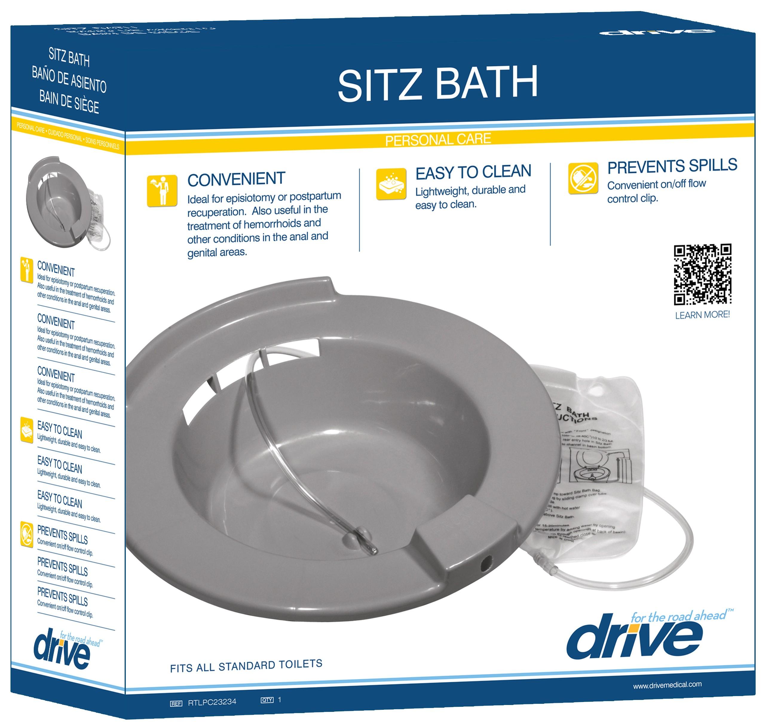 Drive Sitz Bath - On The Mend Medical Supplies & Equipment