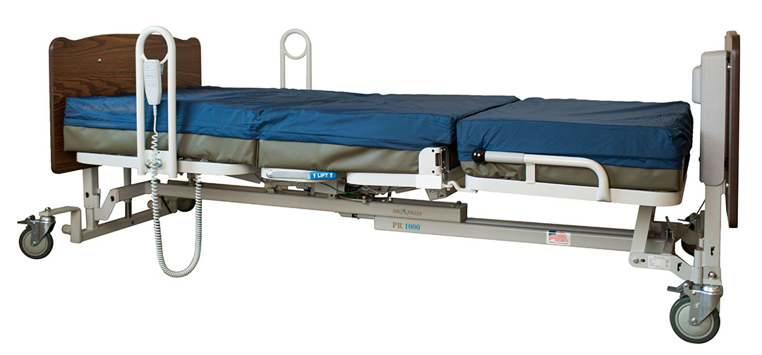 PR1000™ Bed - On The Mend Medical Supplies & Equipment