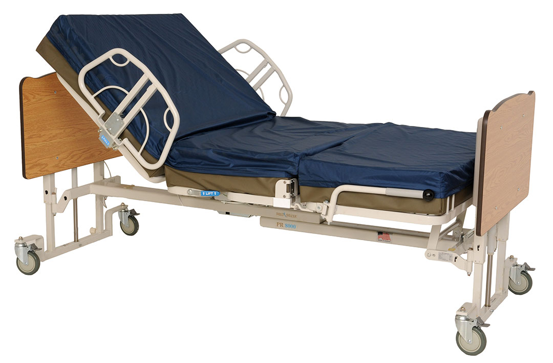 PR8000™ Bed - On The Mend Medical Supplies & Equipment