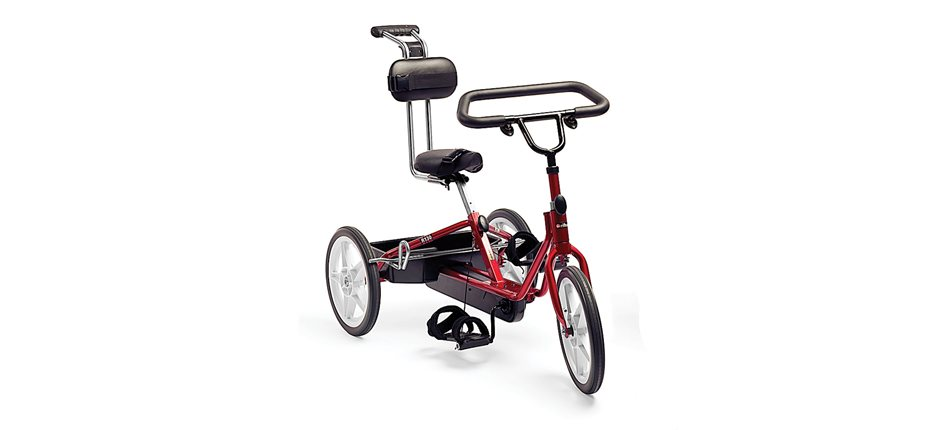 Adaptive Tricycle (Adaptive Equipment) is at On The Mend