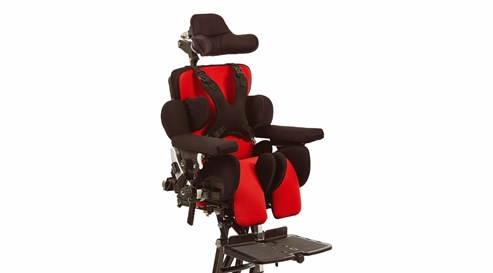 R82 x:panda multi-adjustable seat (Adaptive Equipment) is at On The Mend
